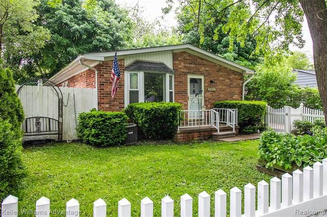 3341 Creek Dr, Ann Arbor, MI 48108 (MLS #R2200034559) :: Berkshire Hathaway HomeServices Snyder & Company, Realtors®
