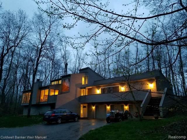 605 S Brandt Rd, Ortonville, MI 48462 (MLS #R2200035670) :: Berkshire Hathaway HomeServices Snyder & Company, Realtors®