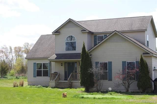 14325 S Francisco Rd, Grass Lake, MI 49240 (MLS #R2200035708) :: Berkshire Hathaway HomeServices Snyder & Company, Realtors®