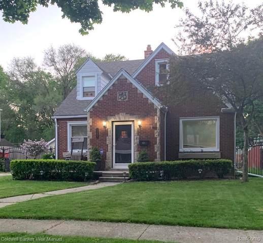 11027 Arden St, Livonia, MI 48150 (MLS #R2200035903) :: Berkshire Hathaway HomeServices Snyder & Company, Realtors®