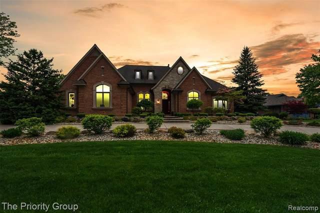 9668 Burning Tree Dr, Grand Blanc, MI 48439 (MLS #R2200036298) :: Berkshire Hathaway HomeServices Snyder & Company, Realtors®