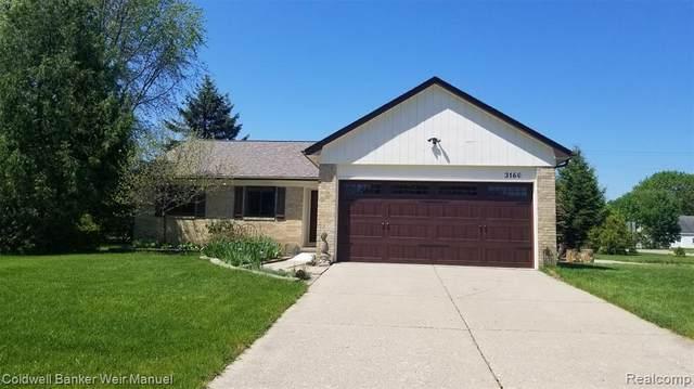 3160 Cedar Key Dr, Lake Orion, MI 48360 (MLS #R2200036318) :: Berkshire Hathaway HomeServices Snyder & Company, Realtors®