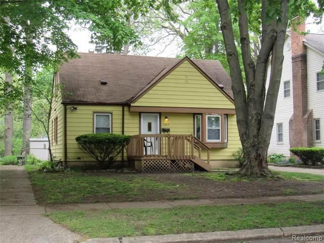 1025 N Connecticut Ave, Royal Oak, MI 48067 (MLS #R2200036488) :: Berkshire Hathaway HomeServices Snyder & Company, Realtors®