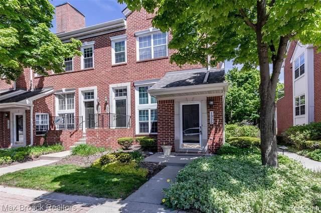1325 S Washington Ave, Royal Oak, MI 48067 (MLS #R2200036553) :: Berkshire Hathaway HomeServices Snyder & Company, Realtors®