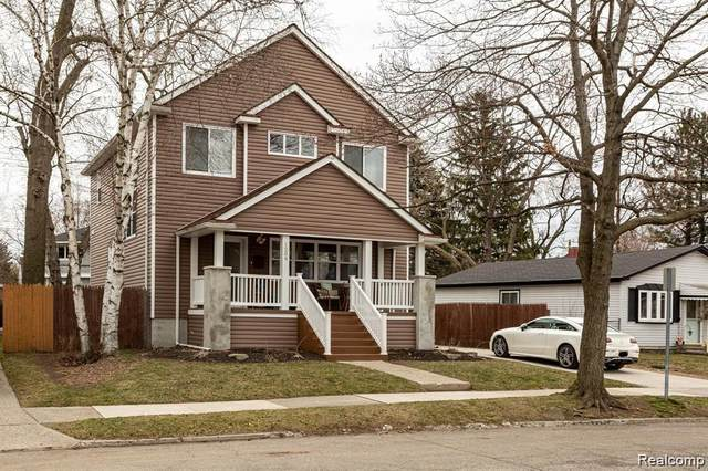 1209 Batavia St, Royal Oak, MI 48067 (MLS #R2200036607) :: Berkshire Hathaway HomeServices Snyder & Company, Realtors®