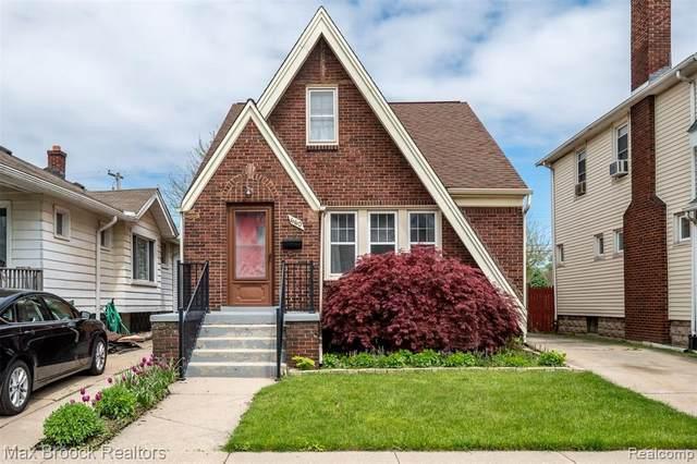 660 Highland St, Wyandotte, MI 48192 (MLS #R2200036851) :: Berkshire Hathaway HomeServices Snyder & Company, Realtors®