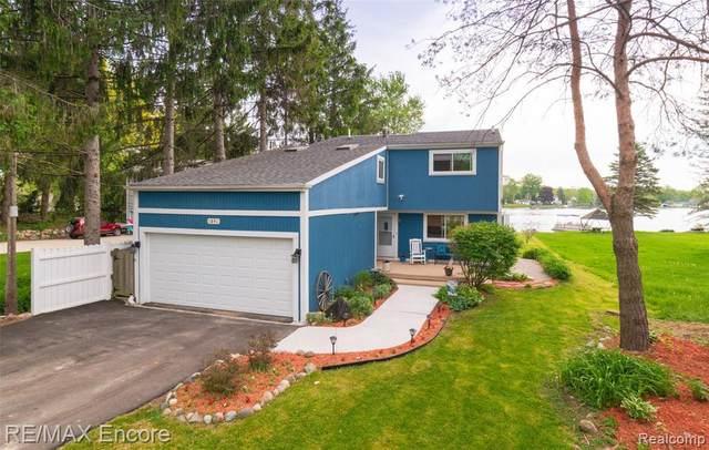 1891 Viola St, Ortonville, MI 48462 (MLS #R2200037467) :: Berkshire Hathaway HomeServices Snyder & Company, Realtors®