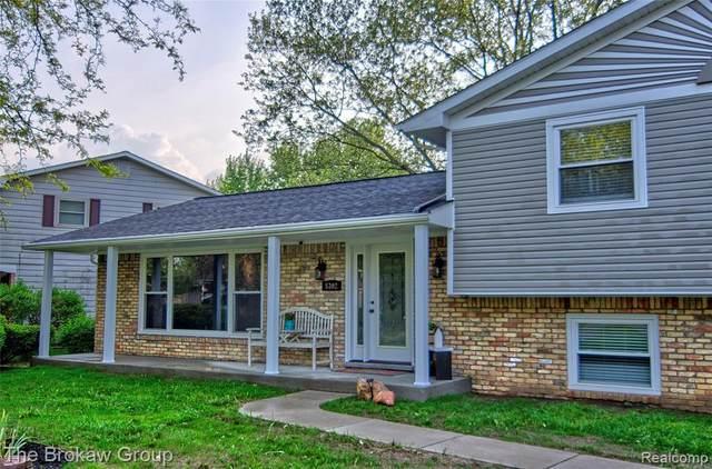 5302 N Georgetown Rd, Grand Blanc, MI 48439 (MLS #R2200037526) :: Berkshire Hathaway HomeServices Snyder & Company, Realtors®