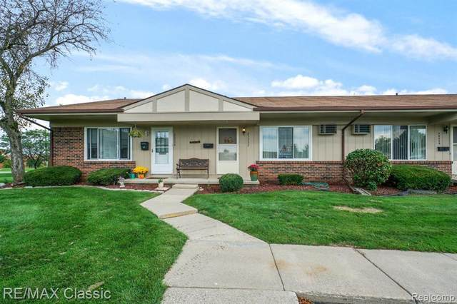 25332 Franklin Terrace, South Lyon, MI 48178 (MLS #R2200037622) :: Berkshire Hathaway HomeServices Snyder & Company, Realtors®