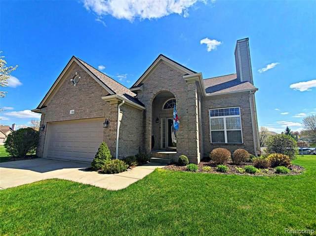 5324 Sequoia Crt, Grand Blanc, MI 48439 (MLS #R2200037647) :: Berkshire Hathaway HomeServices Snyder & Company, Realtors®