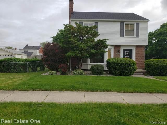 13212 Sycamore St, Southgate, MI 48195 (MLS #R2200037664) :: Berkshire Hathaway HomeServices Snyder & Company, Realtors®