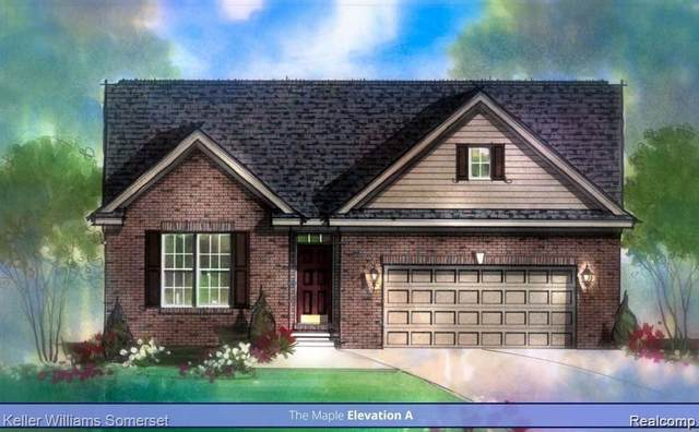 12305 Lincolnshire, Sterling Heights, MI 48312 (MLS #R2200037730) :: Berkshire Hathaway HomeServices Snyder & Company, Realtors®