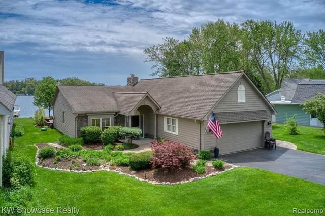 753 Laguna Dr, Wolverine Lake, MI 48390 (MLS #R2200037761) :: Berkshire Hathaway HomeServices Snyder & Company, Realtors®