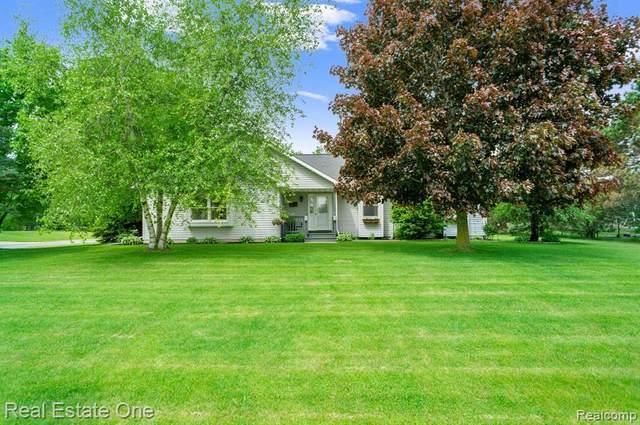 1310 Deer Run, Grass Lake, MI 49240 (MLS #R2200037849) :: Berkshire Hathaway HomeServices Snyder & Company, Realtors®