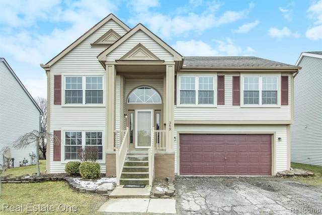 369 Princeton Dr, South Lyon, MI 48178 (MLS #R2200037865) :: Berkshire Hathaway HomeServices Snyder & Company, Realtors®