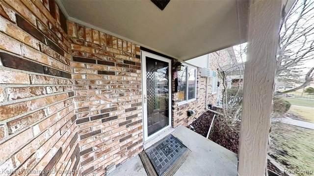 25132 Franklin Terrace, South Lyon, MI 48178 (MLS #R2200037872) :: Berkshire Hathaway HomeServices Snyder & Company, Realtors®