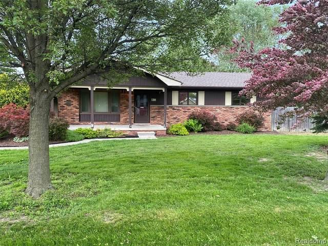 11677 Kennebec St, Southgate, MI 48195 (MLS #R2200038010) :: Berkshire Hathaway HomeServices Snyder & Company, Realtors®
