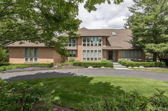4572 Chelsea Ln, Bloomfield Hills, MI 48301 (MLS #R2200038031) :: Berkshire Hathaway HomeServices Snyder & Company, Realtors®