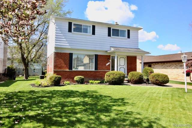 25857 Arrowhead St, Southfield, MI 48075 (MLS #R2200038101) :: Berkshire Hathaway HomeServices Snyder & Company, Realtors®