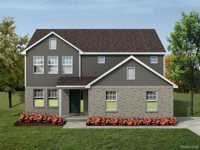 26428 Harrow Crt, South Lyon, MI 48178 (MLS #R2200038183) :: Berkshire Hathaway HomeServices Snyder & Company, Realtors®