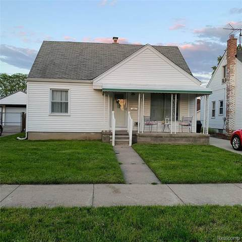 3911 16th St, Wyandotte, MI 48192 (MLS #R2200038192) :: Berkshire Hathaway HomeServices Snyder & Company, Realtors®
