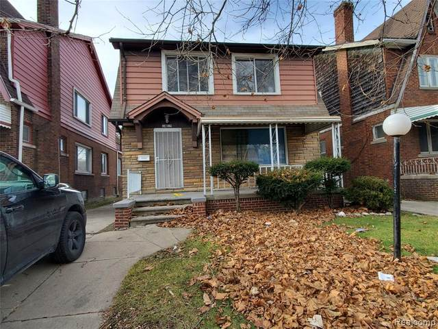 14019 Northlawn St, Detroit, MI 48238 (MLS #R2200038219) :: Berkshire Hathaway HomeServices Snyder & Company, Realtors®