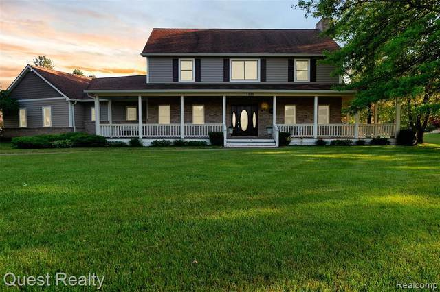 1420 Morgan Dr, White Lake, MI 48383 (MLS #R2200039699) :: Berkshire Hathaway HomeServices Snyder & Company, Realtors®