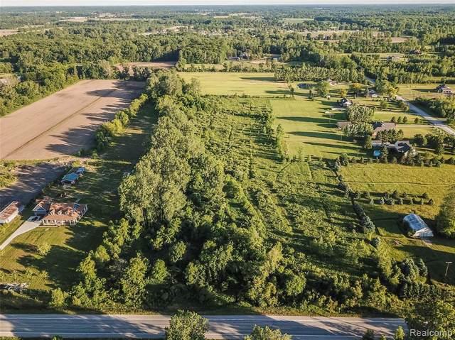 0 32 Mile Road, Ray, MI 48096 (MLS #R2200042382) :: Berkshire Hathaway HomeServices Snyder & Company, Realtors®
