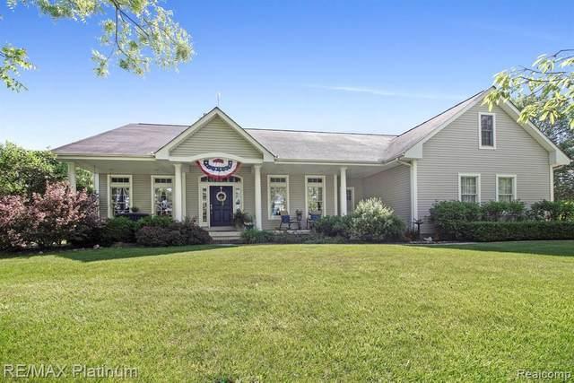 4255 Skinner Hiwy, Manitou Beach, MI 49253 (MLS #R2200042736) :: Berkshire Hathaway HomeServices Snyder & Company, Realtors®