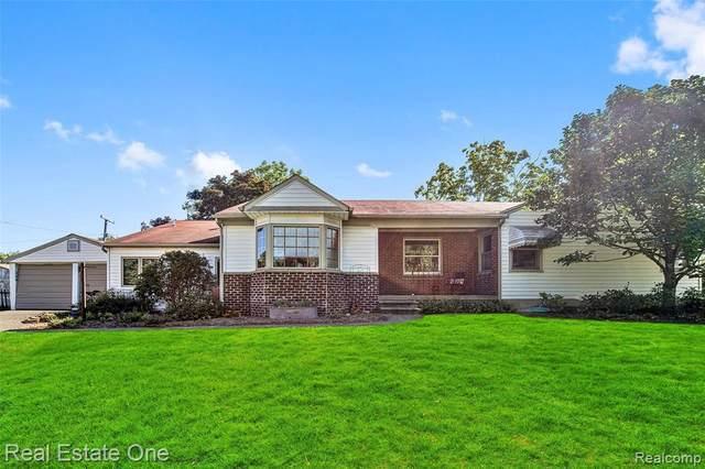 19320 Marilyn St, Northville, MI 48167 (MLS #R2200043427) :: Berkshire Hathaway HomeServices Snyder & Company, Realtors®