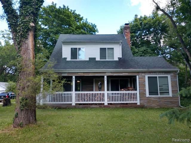 1487 Munson St, Burton, MI 48509 (MLS #R2200043805) :: Berkshire Hathaway HomeServices Snyder & Company, Realtors®