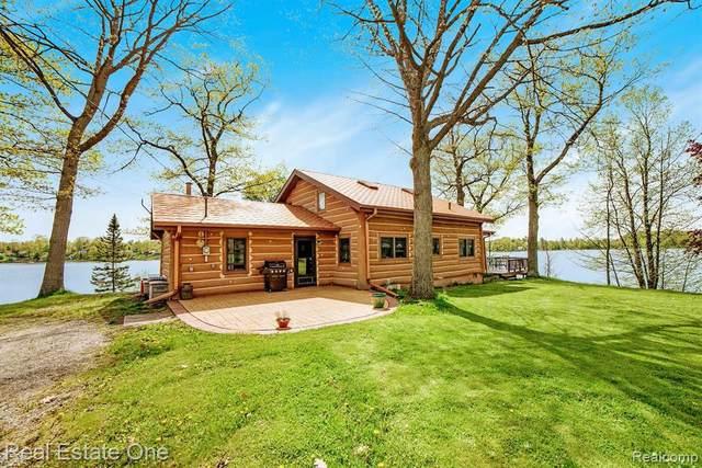 762 Crammond Rd, Hale, MI 48739 (MLS #R2200044487) :: Berkshire Hathaway HomeServices Snyder & Company, Realtors®