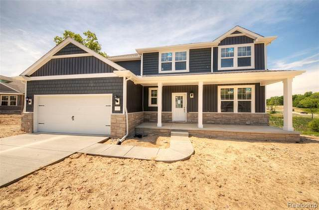 3040 Bogues View Drive (Homesite 10, Howell, MI 48843 (MLS #R2200047527) :: Berkshire Hathaway HomeServices Snyder & Company, Realtors®