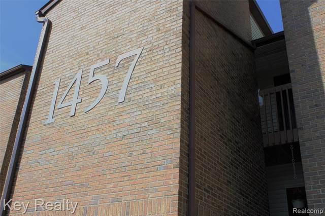 1457 E Pond Dr, Okemos, MI 48864 (MLS #R2200047759) :: Berkshire Hathaway HomeServices Snyder & Company, Realtors®