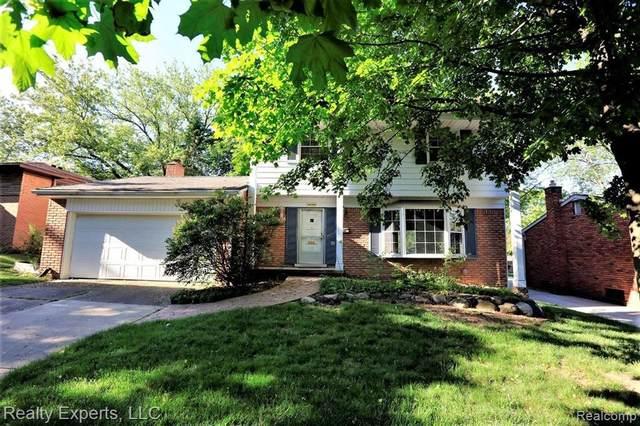 1447 Witmire St, Ypsilanti, MI 48197 (MLS #R2200047968) :: Berkshire Hathaway HomeServices Snyder & Company, Realtors®