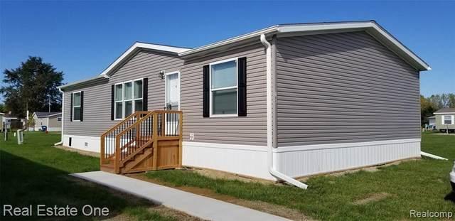 167 Newbury St, Bal Of Lenawee Co, MI 49221 (MLS #R2200048120) :: Berkshire Hathaway HomeServices Snyder & Company, Realtors®