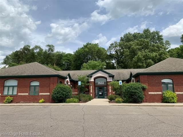 2633 S Lapeer Road, Orion, MI 48360 (MLS #R2200048662) :: Berkshire Hathaway HomeServices Snyder & Company, Realtors®