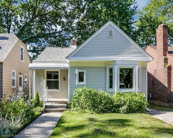 404 W Chesterfield St, Ferndale, MI 48220 (MLS #R2200048722) :: Berkshire Hathaway HomeServices Snyder & Company, Realtors®