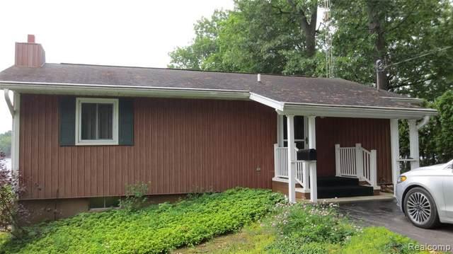 580 Northwest Dr Se, Hanover, MI 49241 (MLS #R2200048846) :: Berkshire Hathaway HomeServices Snyder & Company, Realtors®
