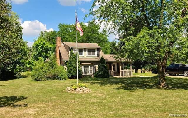 0 Newberry Rd, Durand, MI 48429 (MLS #R2200048942) :: Berkshire Hathaway HomeServices Snyder & Company, Realtors®