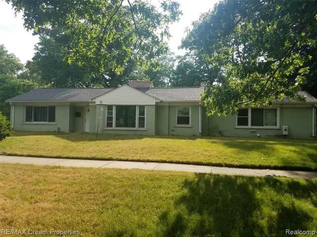 23811 Majestic St, Oak Park, MI 48237 (MLS #R2200049220) :: Berkshire Hathaway HomeServices Snyder & Company, Realtors®