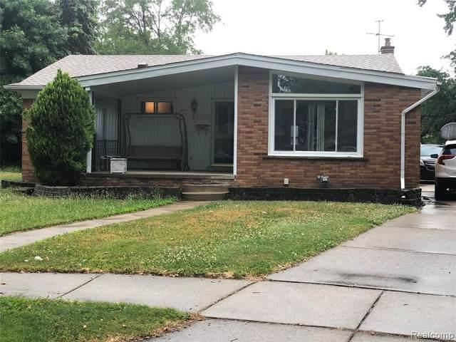 24330 Seneca St, Oak Park, MI 48237 (MLS #R2200049507) :: Berkshire Hathaway HomeServices Snyder & Company, Realtors®