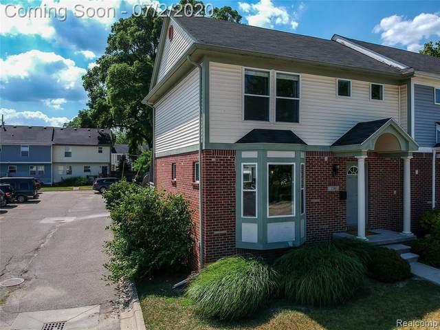 2703 Grayson St, Ferndale, MI 48220 (MLS #R2200049525) :: Berkshire Hathaway HomeServices Snyder & Company, Realtors®