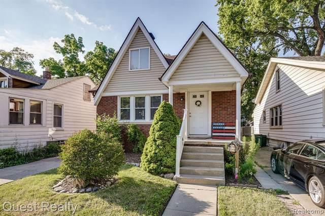 505 E Woodland St, Ferndale, MI 48220 (MLS #R2200050336) :: Berkshire Hathaway HomeServices Snyder & Company, Realtors®
