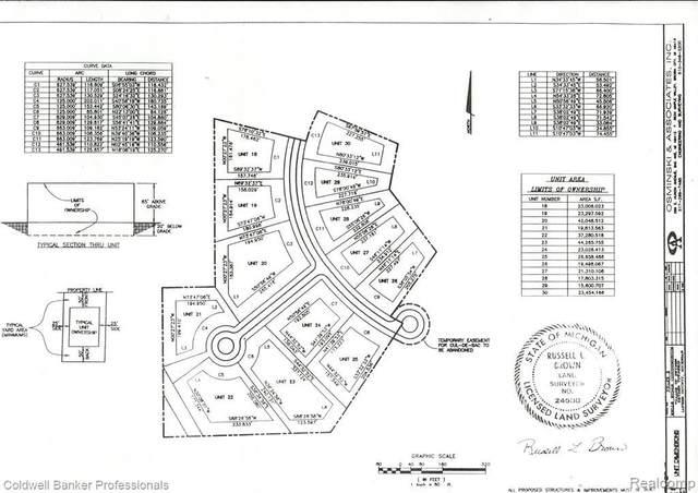 26 Belle Ridge Drive, Dryden, MI 48428 (MLS #R2200050657) :: Berkshire Hathaway HomeServices Snyder & Company, Realtors®