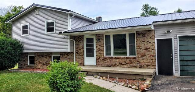 9031 N Vassar Rd, Mount Morris, MI 48458 (MLS #R2200051070) :: Berkshire Hathaway HomeServices Snyder & Company, Realtors®