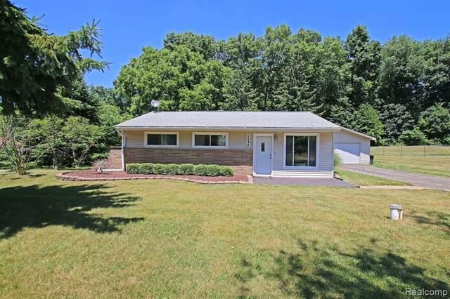 5248 Marconi St, Clarkston, MI 48348 (MLS #R2200051146) :: Berkshire Hathaway HomeServices Snyder & Company, Realtors®