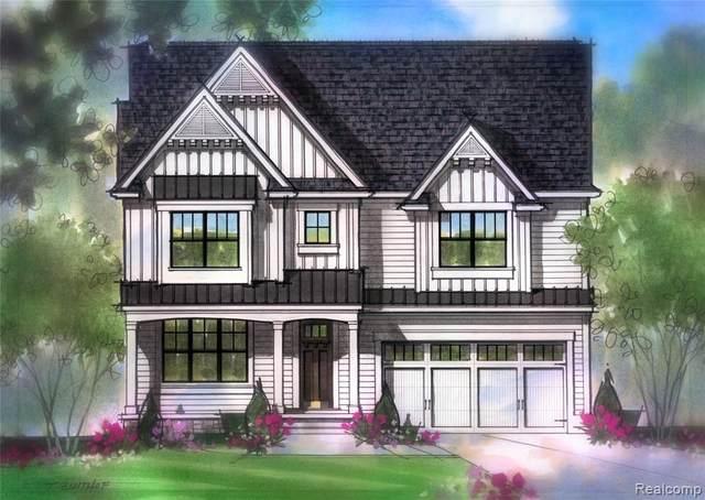 3910 Bellevue Ave, Royal Oak, MI 48073 (MLS #R2200051205) :: Berkshire Hathaway HomeServices Snyder & Company, Realtors®