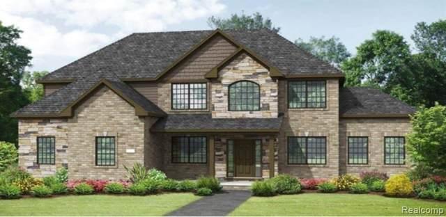 135 Wildrose Crt, Clarkston, MI 48348 (MLS #R2200051208) :: Berkshire Hathaway HomeServices Snyder & Company, Realtors®