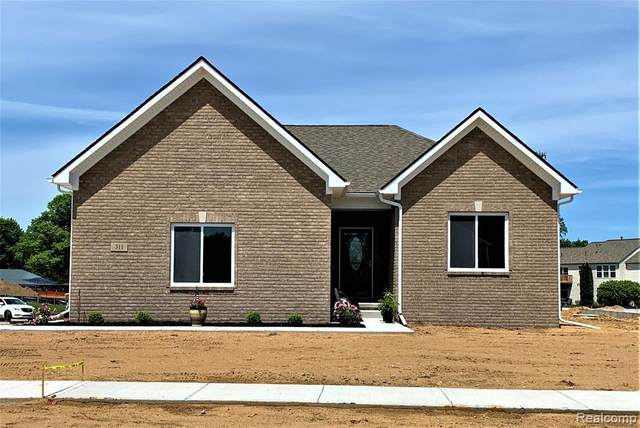 19 Hidden Riv E, Holly, MI 48442 (MLS #R2200051211) :: Berkshire Hathaway HomeServices Snyder & Company, Realtors®
